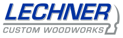Lechner Custom Woodworks Logo