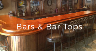 Custom Bar Construction Waukesha