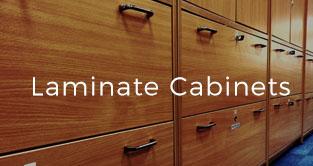 Custom Laminate Cabinets