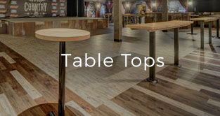 Table & Table Top Fabrication Services