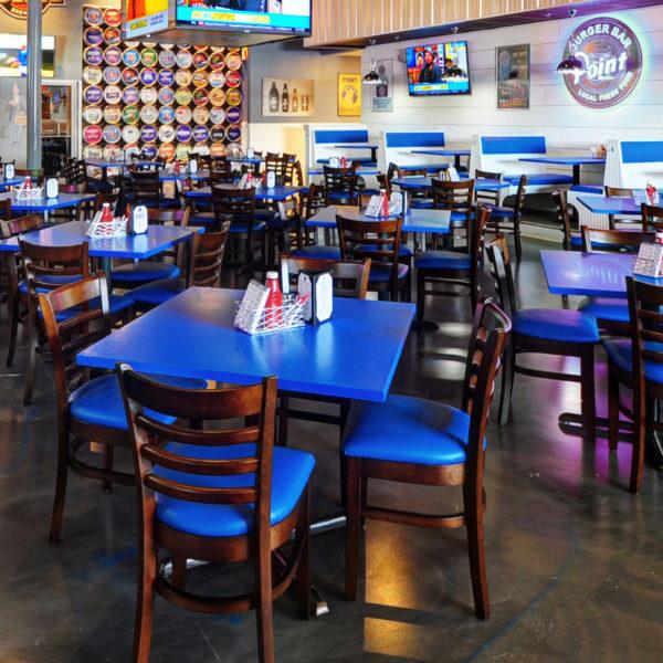 Custom Restaurant Tables