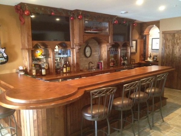 Home Bar Design & Installation
